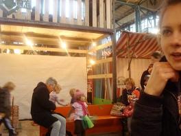 Children at Market