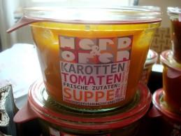 karotten tomaten label