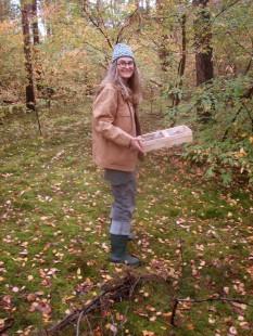 die-erste-Pilz-Sammeln