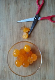 salted egg yolks